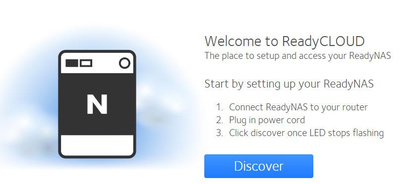ReadyCloud Account Setup